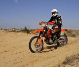 15749 - Enduro race #6/2008 / Palmachim - Israel