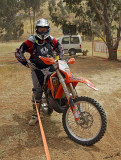 16034 - Enduro race #7/2008 / Dorot - Israel