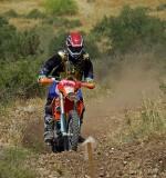 16077 - Enduro race #8/2008 / Ramat-Yohanan - Israel