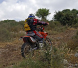 16104 - Enduro race #8/2008 / Ramat-Yohanan - Israel