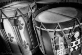 Drums at the Fort (Bw)