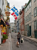 Streets of Old Quebec II