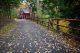 The Lane to Balmoral Mills