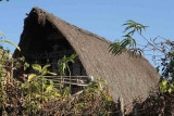 Morung in Peren Village.