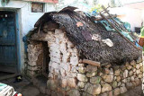 Former kitchen in Thalai Solai, near Yercaud.