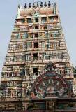 Thiruvakkarai Vakkrakali Amman Temple in Tamil Nadu, India