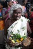 Devotee in an Amman temple, Tamil Nadu. http://www.blurb.com/books/3782738