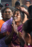 Devotee looking for help in an Amman temple in Tamil Nadu. http://www.blurb.com/books/3782738