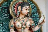 Inside a Kaliamman temple near Salem. http://www.blurb.com/books/3782738
