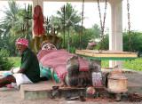 Lying goddess near Salem, Tamil Nadu. http://www.blurb.com/books/3782738