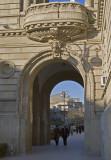 Clocktower Arch