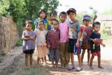 Enfants lors de la Fête de l'eau