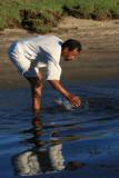 Ablutions avant la prière