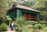 Le bureau de travail d'Ho Chi Minh