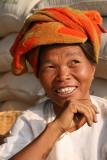 La vendeuse de riz