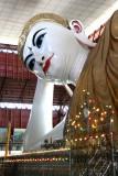 Yangon - La pagode de Chaukhtatkyi