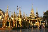 Temples de Yangon et Bago