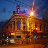 weeping old building