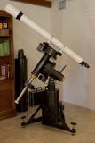 Palomar D=101mm F=1600mm - Parallax HD200C