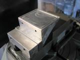 Clock drive tray - milling pocket for felt