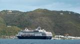Martinique and Tortola