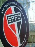 Escudos na Fachada do Museu do Futebol
