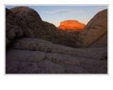 *Sunrise at White Pocket Butte*