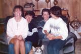 Karen Larry Doyle and Mitzi Dec.1987.jpg