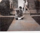 Doyle and Rover 1964.jpg