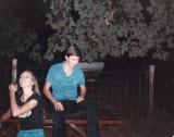Karen and Doyle at Cedar Creek Lake year unknown.jpg