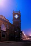 Morris clock tower