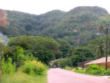 Arriving in Mahe...