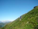 klim naar Lago di Dentro (2298 meter)