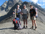 GR54 Tour de l'Oisans et des Écrins 2009