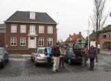 Grenslandpad Wandeling Nispen - Strijbeek 16-17 januari 2010