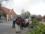 Grenslandpad/GR Kempen Wandeling Strijbeek-Roovert Kapel 20-21 februari 2010