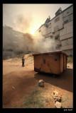 Hametz Burn On Bnei Brak.jpg