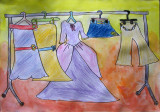 my beautiful dresses, Yuki, age:10