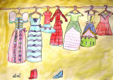 my wardrobe, Jessica, age:7