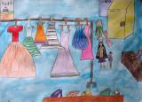 dress shop, Lucy Nie, age:8