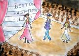 fashion show, Maria, age:11