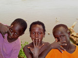 These kids really loved the camera