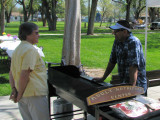 Easter BBQ in Colusa
