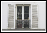 Shutters over the Road