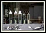 Lanterns at Flamant Interiors