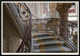 The beautiful staircase