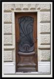 A rather nice door