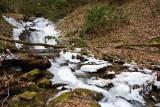 waterfall on Wolf Creek 1