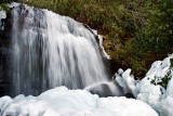 waterfall on Dodgen Creek 1