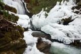 waterfall on Dodgen Creek 2